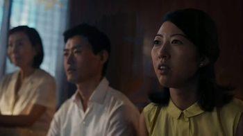 Samsung Smart TV QLED 8K Event TV Spot, 'TV Is Making History Again'