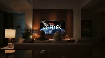 Samsung Smart TV QLED 8K Event TV Spot, 'TV Is Making History Again' - Thumbnail 9