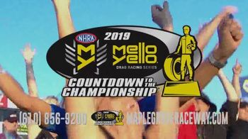 NHRA TV Spot, \'2019 Mello Yello: Countdown to the Championship\'