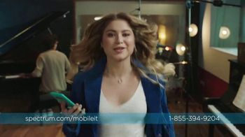 Spectrum Mobile TV Spot, 'Connect Your World' Featuring Sofía Reyes