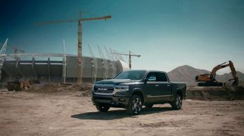 Ram Trucks Power Days TV Spot, 'Luxury' Song by Stone Temple Pilots [T1] - Thumbnail 7