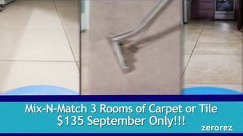 Zerorez TV Spot, 'Toothbrush: Three Rooms $135' - Thumbnail 5