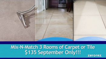 Zerorez TV Spot, 'Toothbrush: Three Rooms $135' - Thumbnail 6