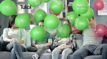 Tukol TV Spot, 'Para la familia' [Spanish]