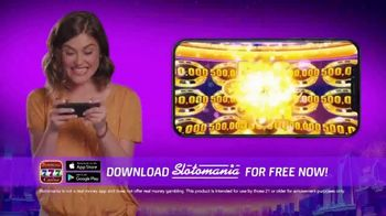 Slotomania TV Spot, 'Balanced Fun'
