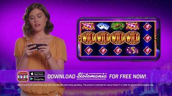 Slotomania TV Spot, 'Balanced Fun' - Thumbnail 5