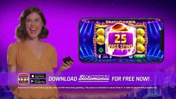 Slotomania TV Spot, 'Balanced Fun' - Thumbnail 6