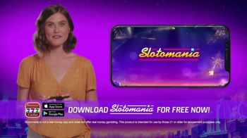 Slotomania TV Spot, 'Balanced Fun' - Thumbnail 8