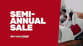 Mattress Firm Semi-Annual Sale TV Spot, 'Save on Top Rated Mattresses' - Thumbnail 2
