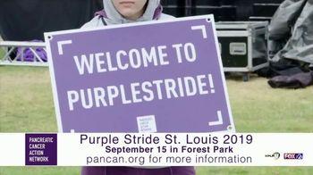 Pancreatic Cancer Action Network TV Spot, '2019 St. Louis' - Thumbnail 1