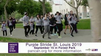 Pancreatic Cancer Action Network TV Spot, '2019 St. Louis' - Thumbnail 10