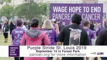Pancreatic Cancer Action Network TV Spot, '2019 St. Louis' - Thumbnail 4