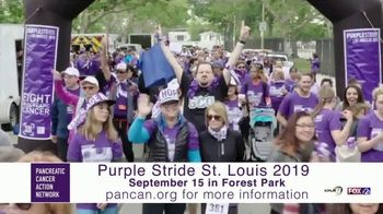 Pancreatic Cancer Action Network TV Spot, '2019 St. Louis' - Thumbnail 6