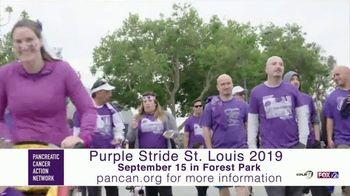 Pancreatic Cancer Action Network TV Spot, '2019 St. Louis' - Thumbnail 7