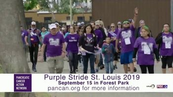 Pancreatic Cancer Action Network TV Spot, '2019 St. Louis' - Thumbnail 8
