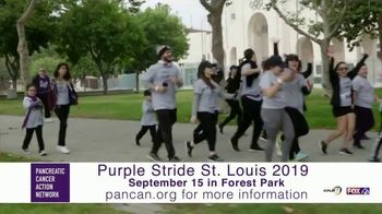 Pancreatic Cancer Action Network TV Spot, '2019 St. Louis' - Thumbnail 9