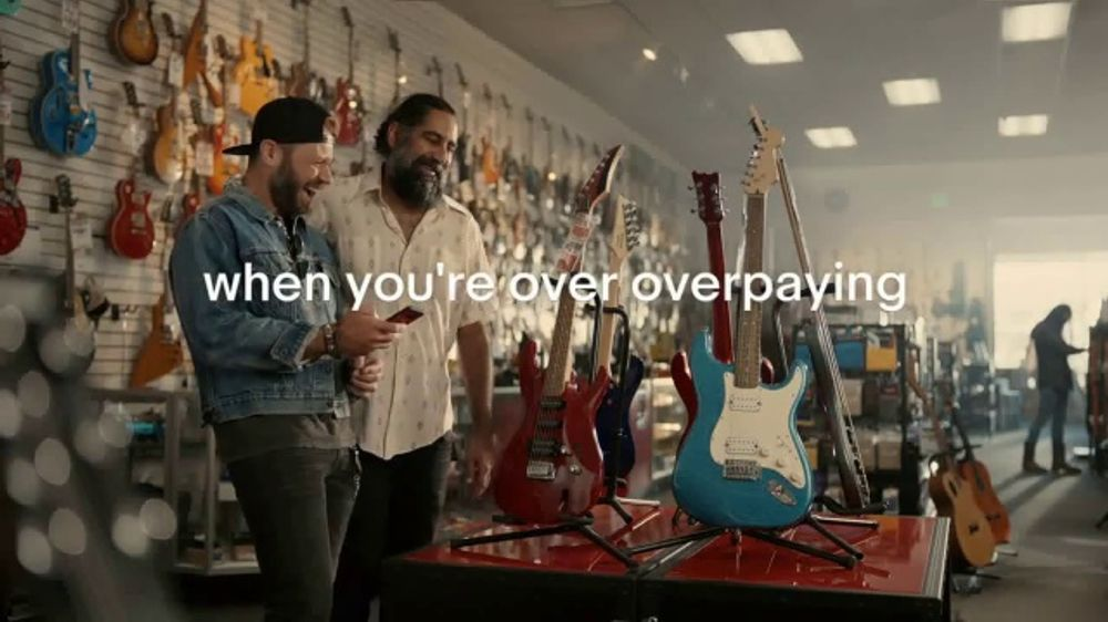 eBay TV Commercial, 'When You're Over Overpaying: Guitar'