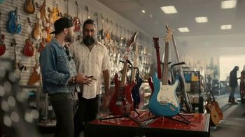 eBay TV Spot, 'When You're Over Overpaying: Guitar' - Thumbnail 4