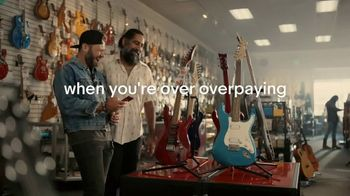 eBay TV Spot, \'When You\'re Over Overpaying: Guitar\'