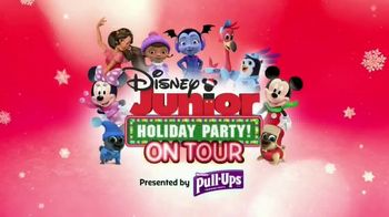 Disney Junior Holiday Party! On Tour TV Spot, 'Get Your Tickets' - Thumbnail 3