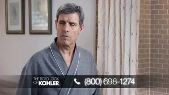 Kohler Walk-In Bath TV Spot, 'Calling Kohler: Free Turkish Bath Linens' - Thumbnail 2