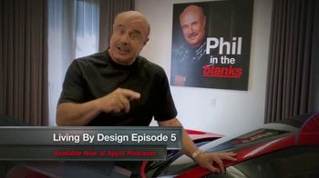 Phil in the Blanks TV Spot, 'Living by Design: Episode 5' - 2 commercial airings