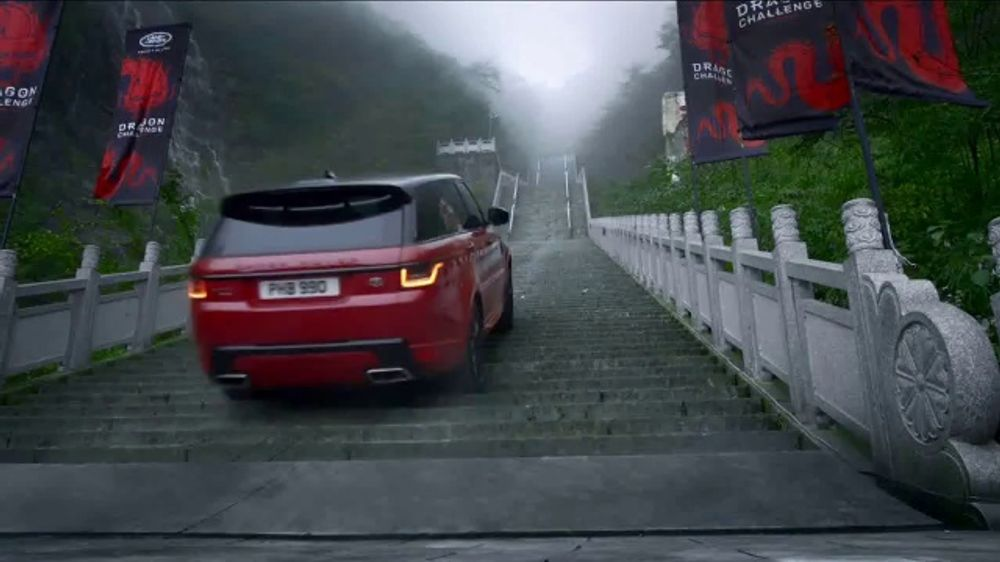 2019 Range Rover Sport Tv Commercial The Dragon Challenge T2 Video