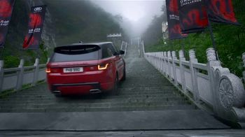 2019 Range Rover Sport TV Spot, 'The Dragon Challenge' [T2]