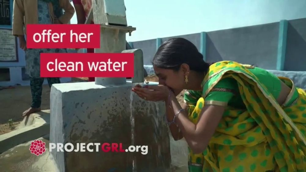 Project GRL TV Commercial, 'Provide Her an Education' Song by Lauren Daigle