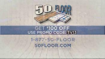 50 Floor TV Spot, 'September Flooring' - Thumbnail 10