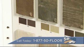 50 Floor TV Spot, 'September Flooring' - Thumbnail 4