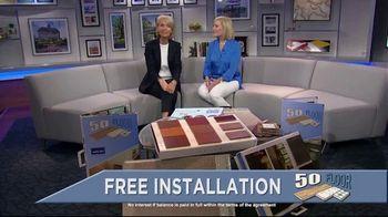 50 Floor TV Spot, 'September Flooring' - Thumbnail 9