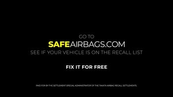 SafeAirbags.com TV Spot, 'If I Could' Featuring Morgan Freeman - Thumbnail 8