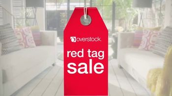 Overstock.com Red Tag Sale TV Spot, 'Fall Into Savings'