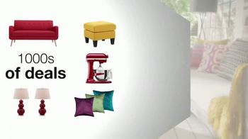 Overstock.com Red Tag Sale TV Spot, 'Fall Into Savings' - Thumbnail 3