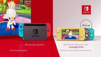 Nintendo Switch TV Spot, 'My Way: Pokémon Sword & Pokémon Shield' - Thumbnail 9