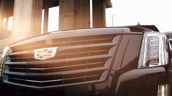 Cadillac TV Spot, 'Seguir avanzando juntos' [Spanish] [T1] - Thumbnail 1