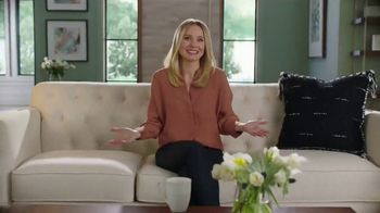 La-Z-Boy Fall Sale TV Spot, 'Keep It Real: Hurry In' Featuring Kristen Bell - 52 commercial airings