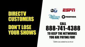 The Walt Disney Company TV Spot, 'DIRECTV Customers: ABC Programs'