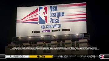 NBA League Pass TV Spot, 'Shout It' Song by VideoHelper - Thumbnail 10