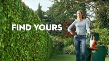 STIHL TV Spot, 'Real STIHL: Battery Power Blower or Chainsaw + Second Battery' - 22 commercial airings