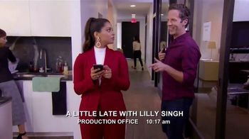 Starbucks TV Spot, 'NBC: Never Offer' Featuring Lilly Singh