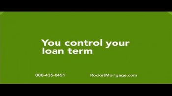 Rocket Mortgage Fixed Rate YOURgage TV Spot, 'Good News: Six Consecutive Years'