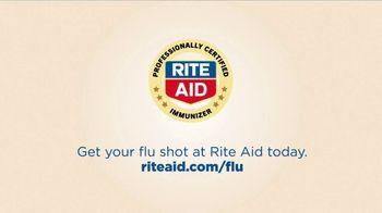 Rite Aid Pharmacy TV Spot, 'Protecting Those We Count On This Flu Season' - Thumbnail 8