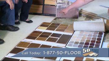 50 Floor TV Spot, 'July Flooring' - Thumbnail 4