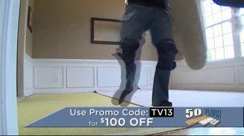 50 Floor TV Spot, 'July Flooring' - Thumbnail 7
