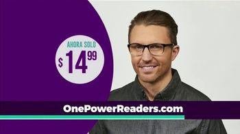 One Power Readers Auto Focus TV Spot, 'Hasta ver de lejos' [Spanish]