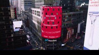 NASDAQ TV Spot, 'CrowdStrike'