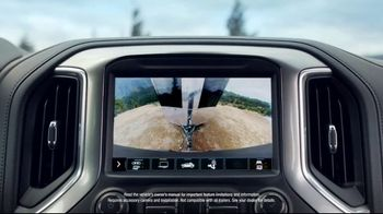 2019 Chevrolet Silverado TV Spot, 'Invisible Trailer' [T2]