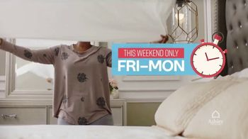 Ashley HomeStore Huge Mattress Sale TV Spot, 'Can't Miss' Song by Midnight Riot - Thumbnail 2
